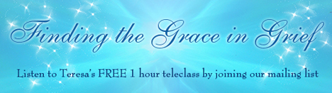 Finding the Grace in Grief - Free Teleclass