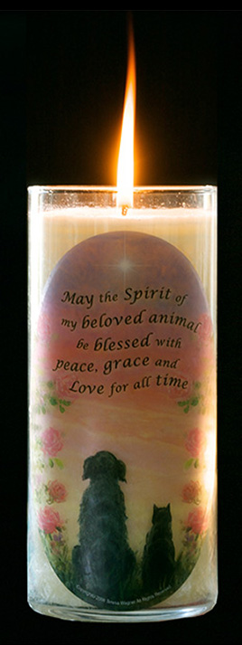 Memorial Candles - Comfort Section