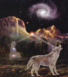 animal communication image wolf