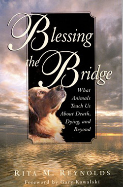 Pet Loss Book-Blessing the Bridge Book